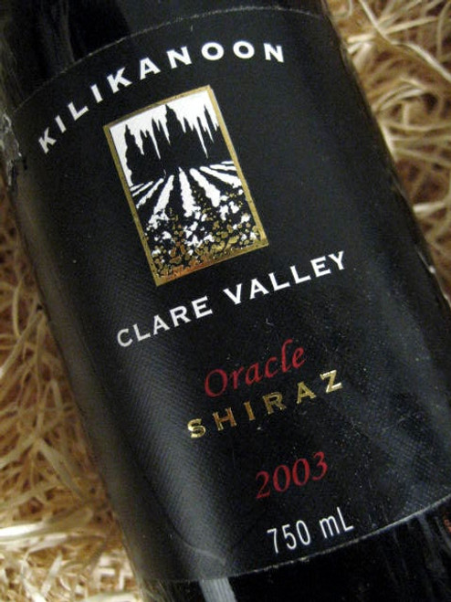 Kilikanoon Oracle Shiraz 2003