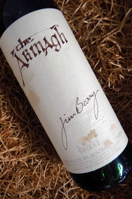 [SOLD-OUT] Jim Barry The Armagh Shiraz 1997 (Minor Damaged Label)