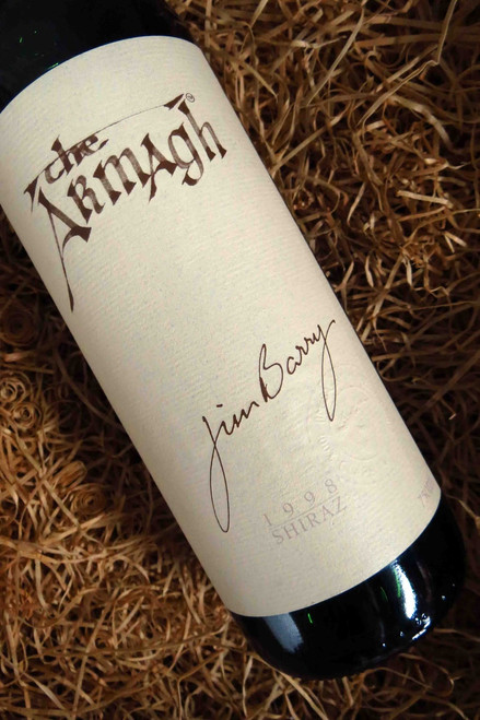 [SOLD-OUT] Jim Barry The Armagh Shiraz 1998