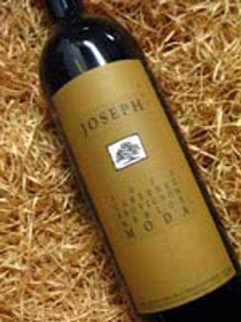Primo Estate Joseph Moda Cabernet Merlot 2002
