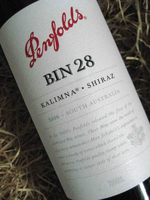 [SOLD-OUT] Penfolds Bin 28 2006