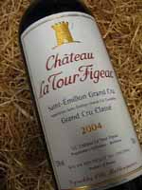 Chateau La Tour Figeac 2004