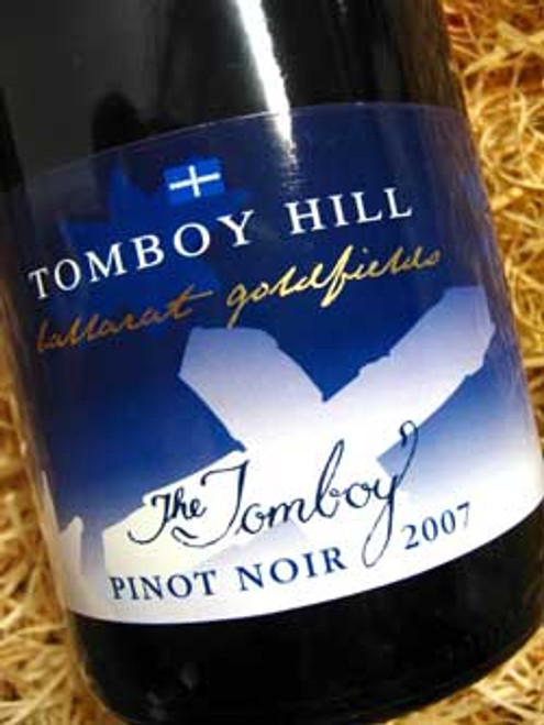 Tomboy Hill The Tomboy Pinot Noir 2007