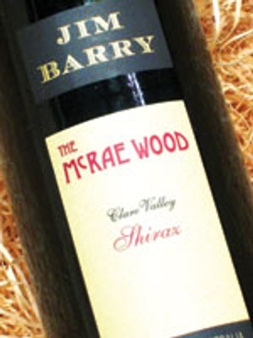 Jim Barry McRae Wood Shiraz 1999