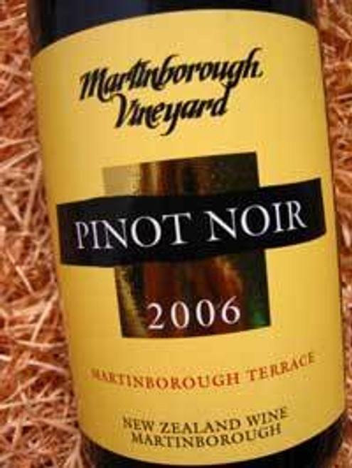 Martinborough Vineyards Pinot Noir 2006