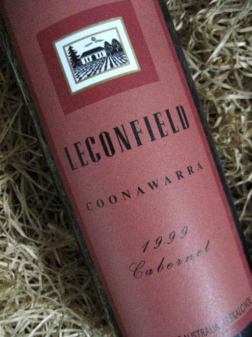 Leconfield Coonawarra Cabernet Sauvignon 1999