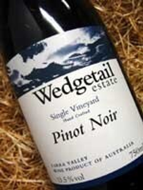 Wedgetail Estate Single Vineyard Pinot Noir 2005