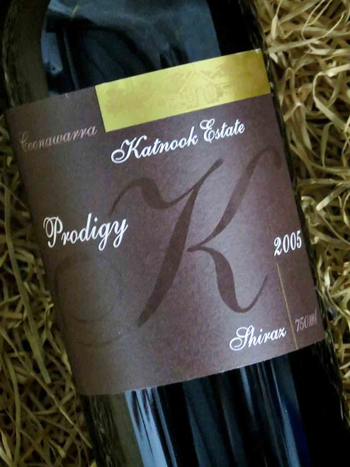 [SOLD-OUT] Katnook Estate Prodigy Shiraz 2005