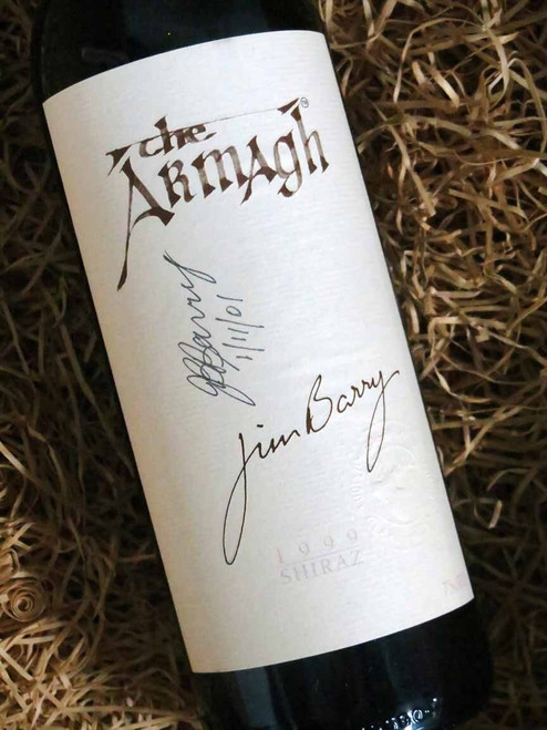 [SOLD-OUT] Jim Barry The Armagh Shiraz 1999 (Signed)