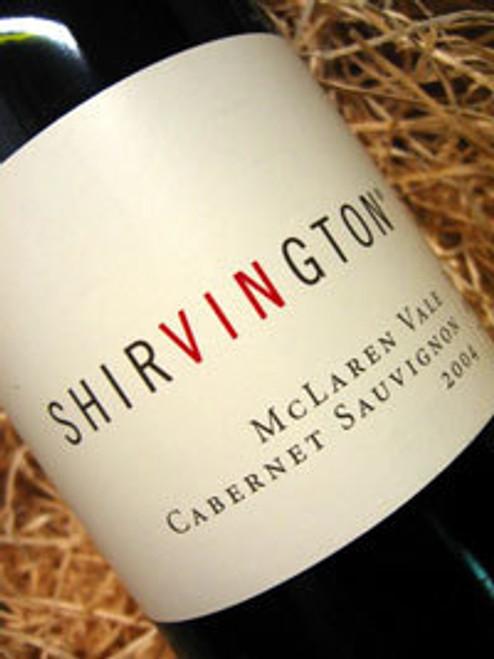 Shirvington Cabernet Sauvignon 2002