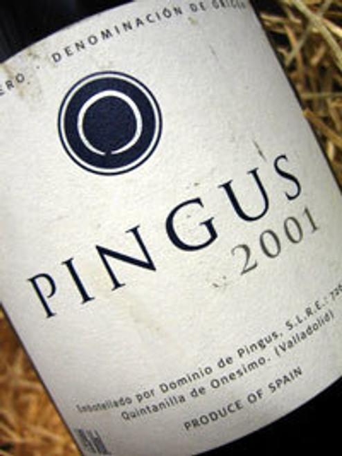 Dominio de Pingus ' Pingus' 2001