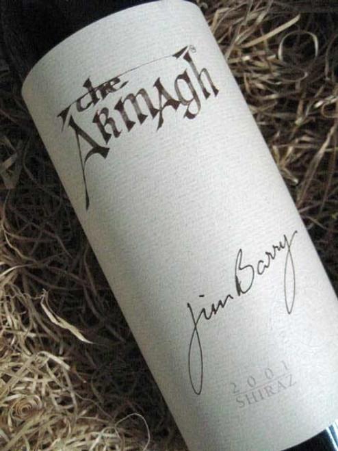 Jim Barry The Armagh Shiraz 2001
