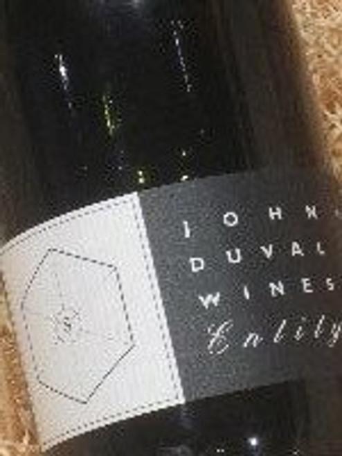 John Duval Entity Shiraz 2007