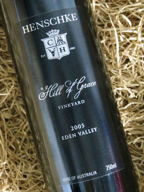 [SOLD-OUT] Henschke Hill of Grace 2005