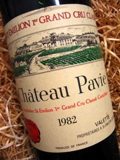 Chateau Pavie 1982