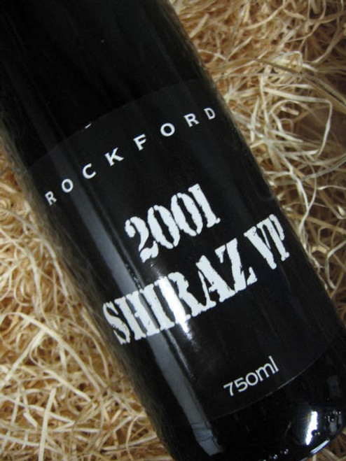 Rockford Shiraz Vintage Port 2001