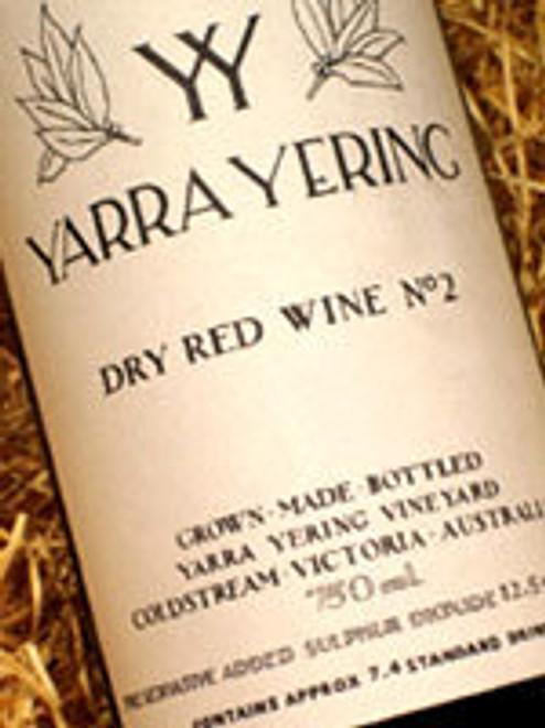 Yarra Yering Dry Red No 2 2006