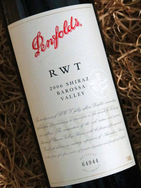 [SOLD-OUT] Penfolds RWT 2006