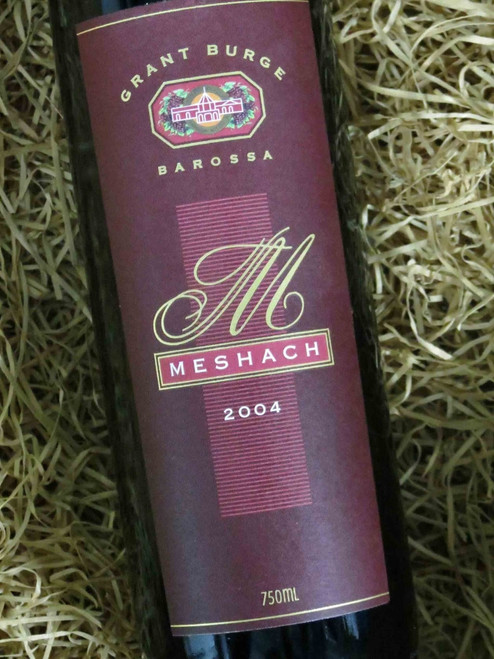 [SOLD-OUT] Grant Burge Meshach Shiraz 2004