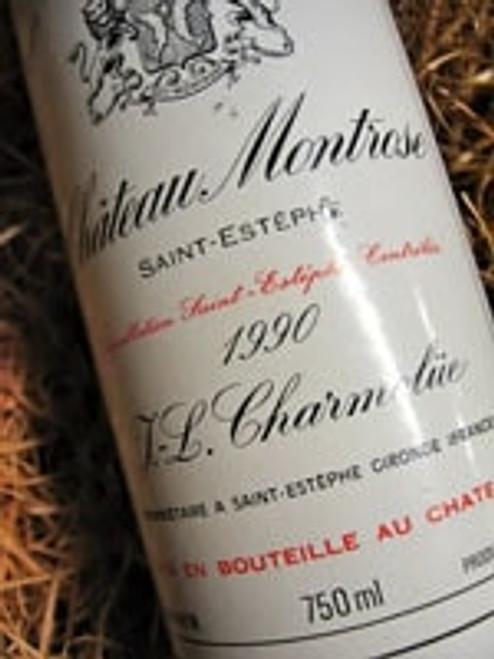 Chateau Montrose 1990