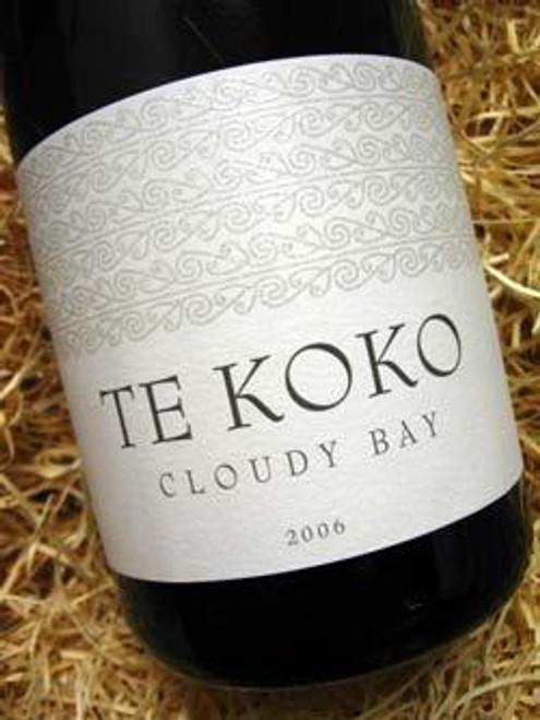 Cloudy Bay Te Koko 2006
