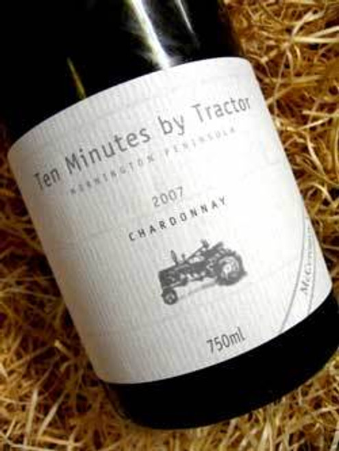 Ten Minutes By Tractor McCutcheon Chardonnay 2007