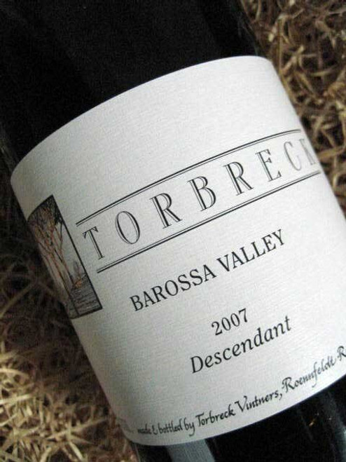 [SOLD-OUT] Torbreck Descendant Shiraz Viognier 2007