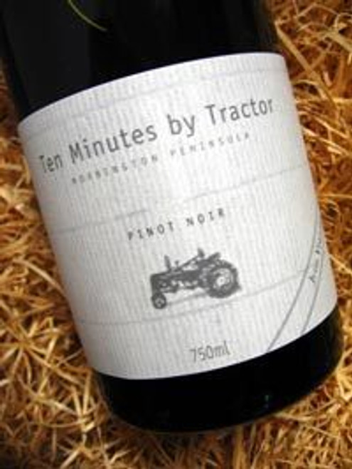 Ten Minutes By Tractor Judd Pinot Noir 2007