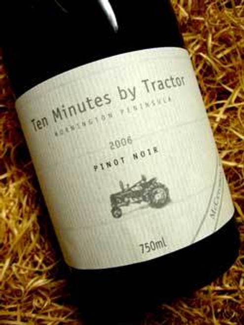 Ten Minutes By Tractor McCutcheon Pinot Noir 2007