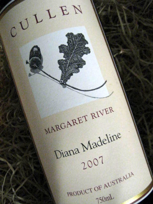 Cullen Diana Madeline Cabernet Merlot 2007