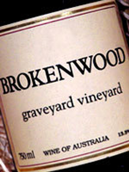 Brokenwood Graveyard Shiraz 2007