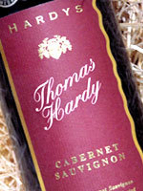 Hardys The Hardy Collection Cabernet Sauvignon 1987 JWT