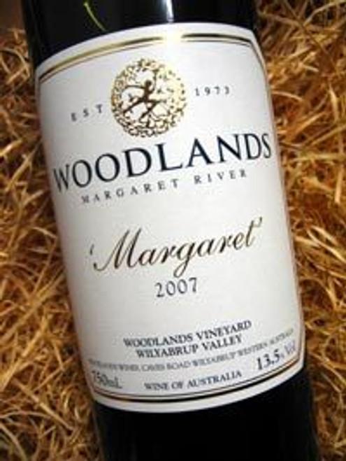 Woodlands Margaret Reserve Cabernet Merlot 2007