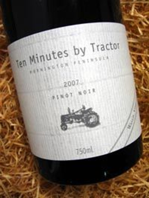 Ten Minutes By Tractor Wallis Pinot Noir 2007