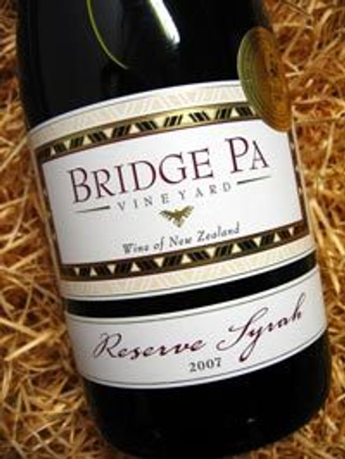 Bridge Pa Reserve Syrah 2007