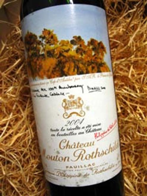 Chateau Mouton Rothschild 2004