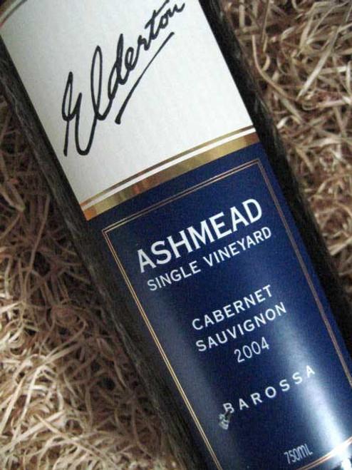 [SOLD-OUT] Elderton Ashmead Cabernet 2004