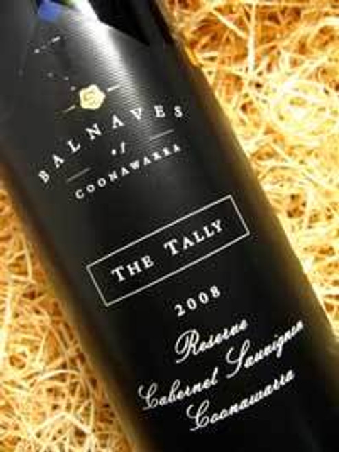 [SOLD-OUT] Balnaves The Tally Reserve Cabernet 2000