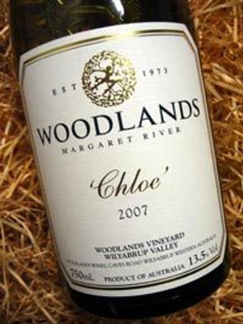 Woodlands Chloe Chardonnay 2007