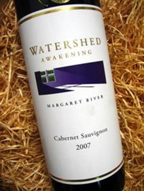 Watershed Awakening Cabernet Sauvignon 2007