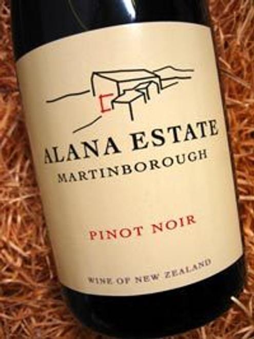 Alana Estate Pinot Noir 2006