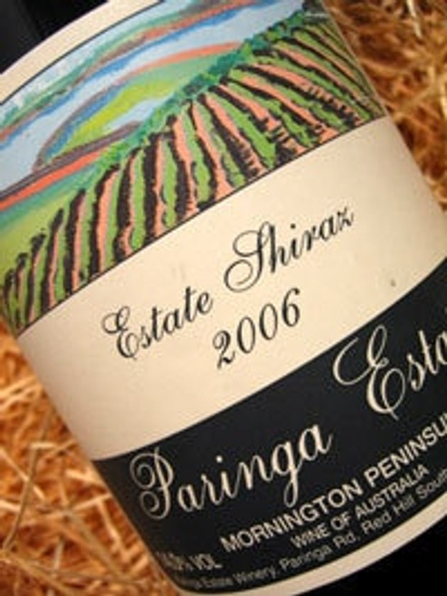 Paringa Estate Shiraz 2007