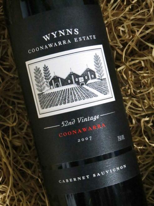 [SOLD-OUT] Wynns Black Label Cabernet Sauvignon 2007