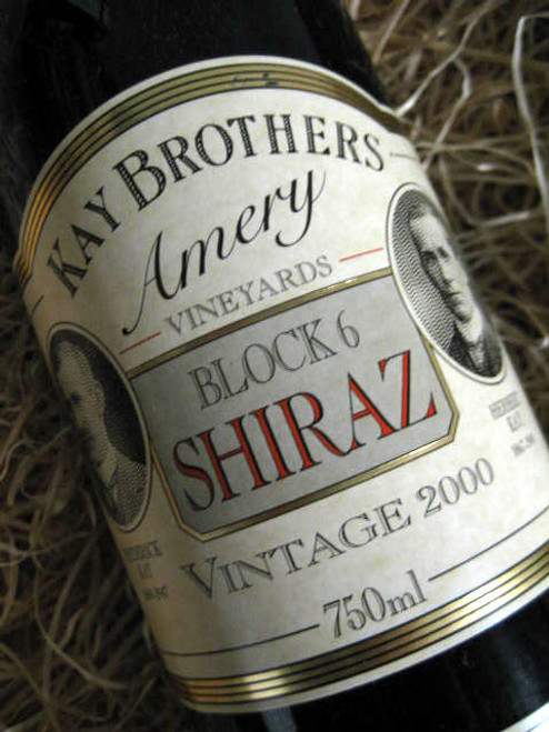 Kay Brothers Block 6 Shiraz 2000