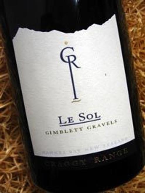 Craggy Range Le Sol Syrah 2006