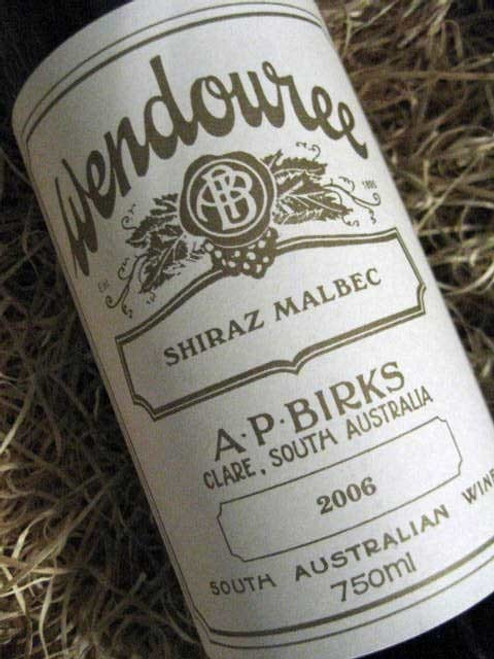 [SOLD-OUT] Wendouree Shiraz-Malbec 2006