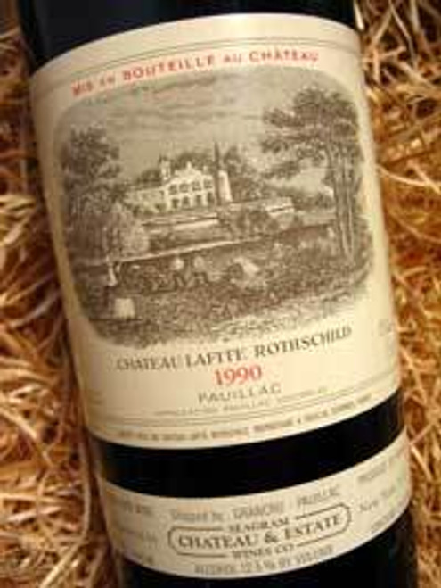 Chateau Lafite Rothschild 1990