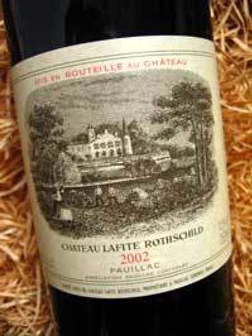 Chateau Lafite Rothschild 2002