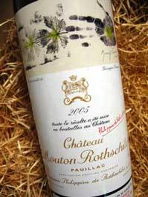 Chateau Mouton Rothschild 2005