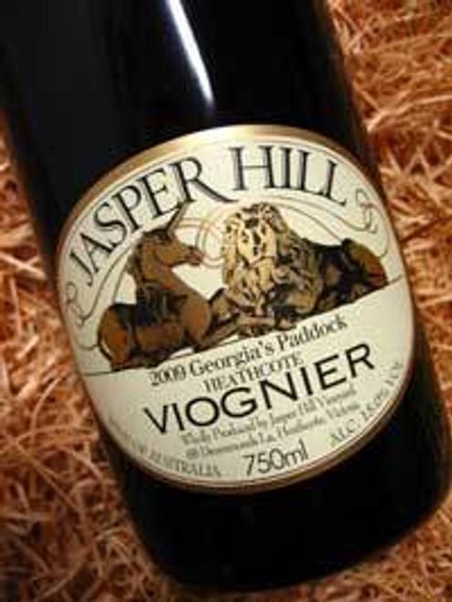 Jasper Hill Georgia's Paddock Viognier 2009